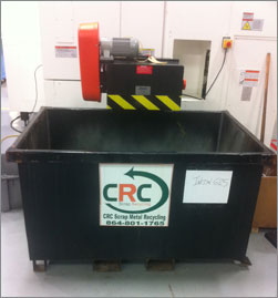 Open Top Scrap Trailers http://crcmetalrecycling.com/industrialservices.asp